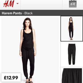 Extra pretty in black – 20% student discount atH&M