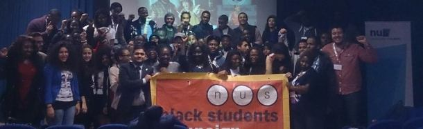 NUS Black Students Winter Conference 2013... Together we're stronger #solidarity
