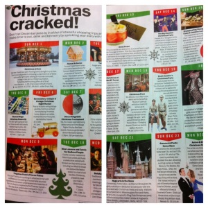 TimeOut London: Christmas Cracked