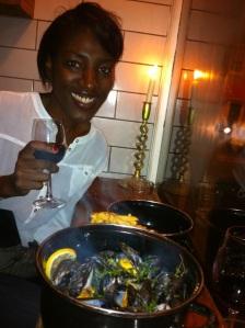 A taste of Paris in Soho...