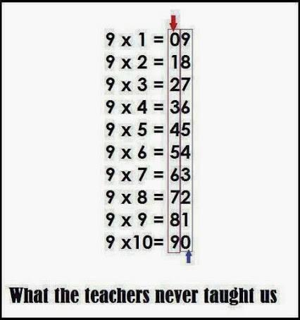 Maths Teachers never taught you