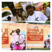 Spike Lee in Maragojipe carnival!