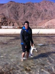 Rashwan and Bolt!
