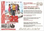 Black Cinema Club every Friday at the Mella Center 73 Oxford Street 73 Oxford Street, London W1D2EP FREE!