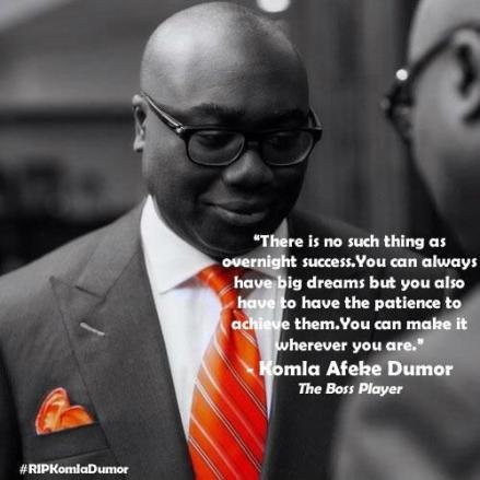 Gone too soon... The world has lost a great Journalist, Africa has lost an advocate, Ghana has lost a son