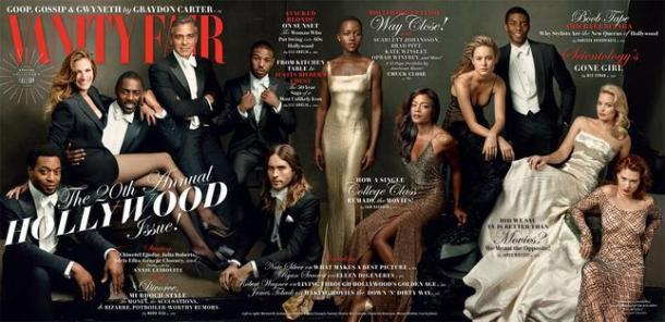 VanityFair March issue