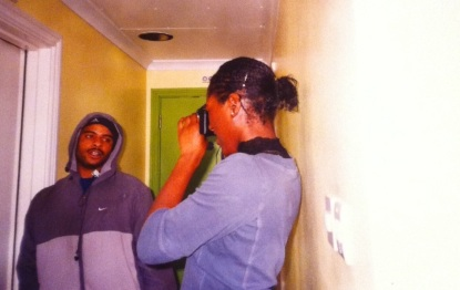The hostel: I always knew I wanted to tell other people's story... I still remember this guy who lived at the centre for homeless young people