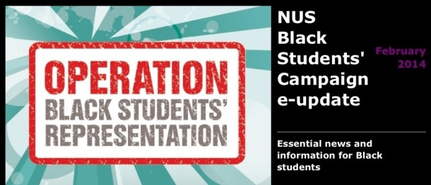 Operation Black Students' Representation