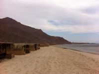 Nuweiba - waking up to this was a dream..