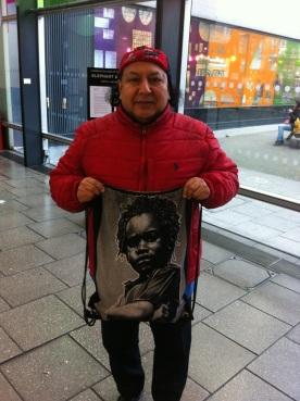 Fashion Fix: Reggea Boy bag