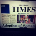 Harrow Times Sankofa