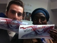 Mihal Gronowski is running for Culture and Diversity Officer... Have you seen his poster yet?