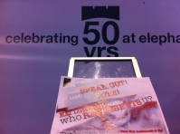 Celebrating 50 Years @ Elephant and Castle... I want to be part of that HISTORY!