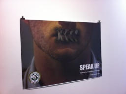 Speak up - against homophobia