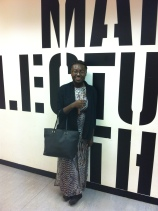 Ire Ife-Alabi, BA PR and editor of Fuse magazine