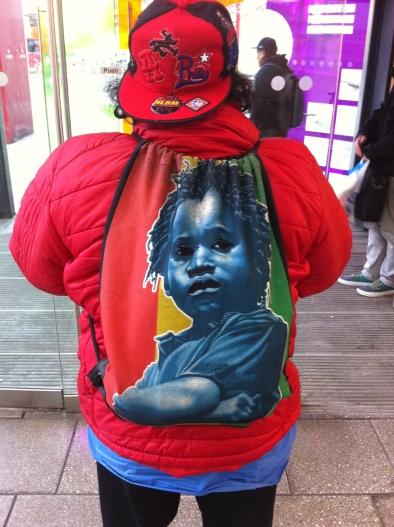 fashion fix - Rasta Boy bag