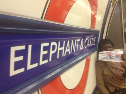 Calling all Elephant and Castle students at LCC - Vote Kai Lutterodt #1 Voce President 4 LCC