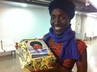 Proud of my Sankofa campaign box