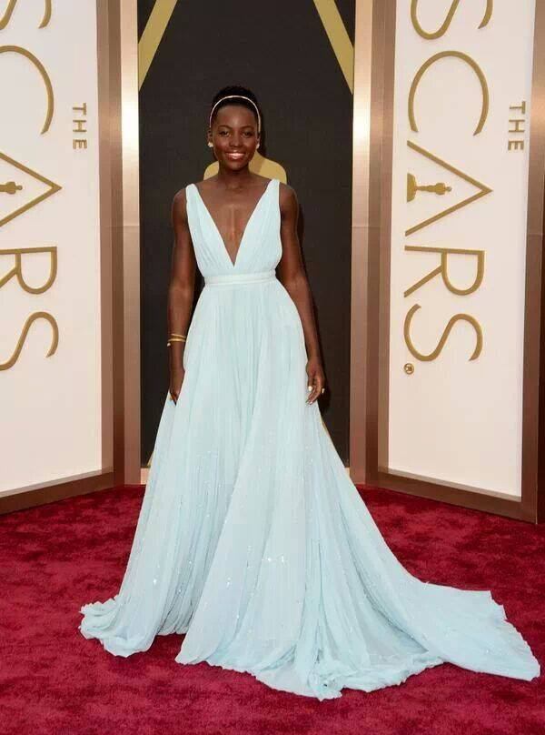 Lupita Nyong'o is a winner