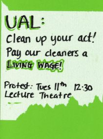 Clean up your act!