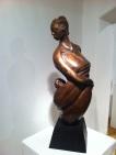 1st Born - Bunmi Babatunde 1989 bronze (£7,000)