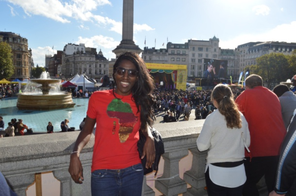 """""""I am a Londoner, I am English, I am British... However first and foremost; I am African"""" Kai"""