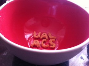 UALACS Promotion: Alphabites Breakfast Club @ UAL!