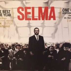 UAL ACS competition: FREE tickets to an EXCLUSIVE screening of SELMA!