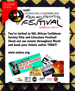 UAL Film and Literature Festival1